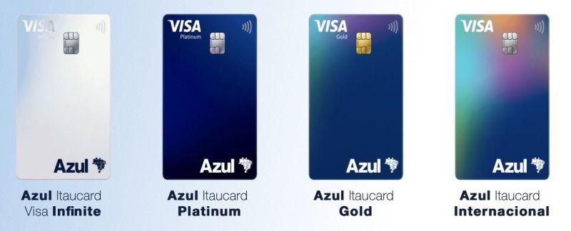Companhia aérea Azul lança cartão de crédito Azul Itaucard Visa Infinity com vantagens para clientes; conheça