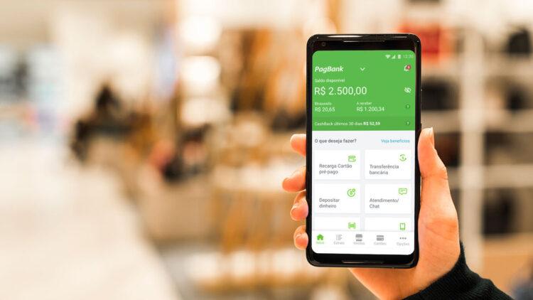 PagBank anuncia cashback de 50% para quem usar links de pagamento