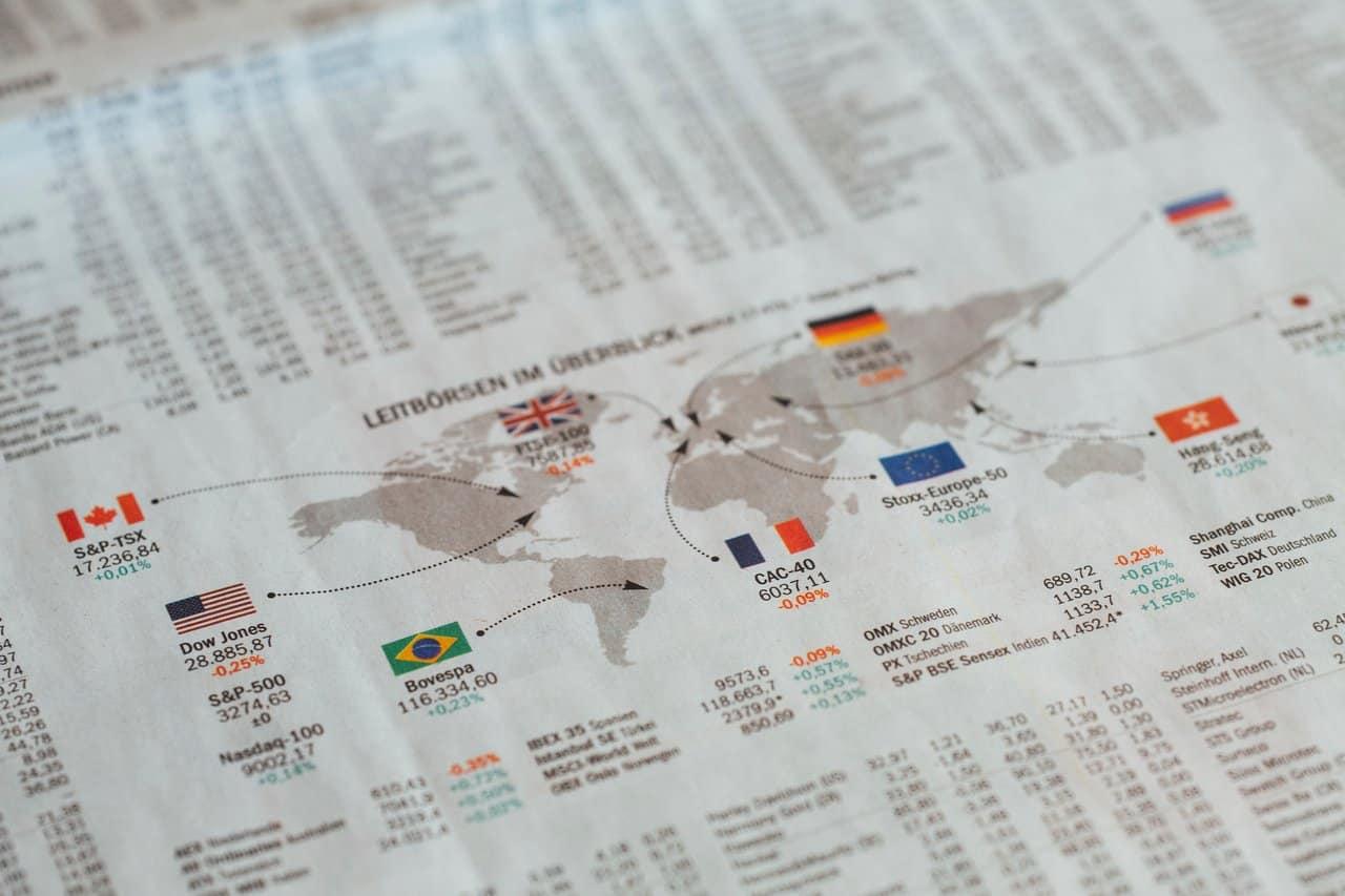 Ibovespa Futuro abre a semana em alta acompanhando os resultados positivos da economia global