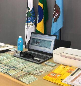 Suspeitos de fraudar saque do FGTS e PIS são presos pela Polícia Federal