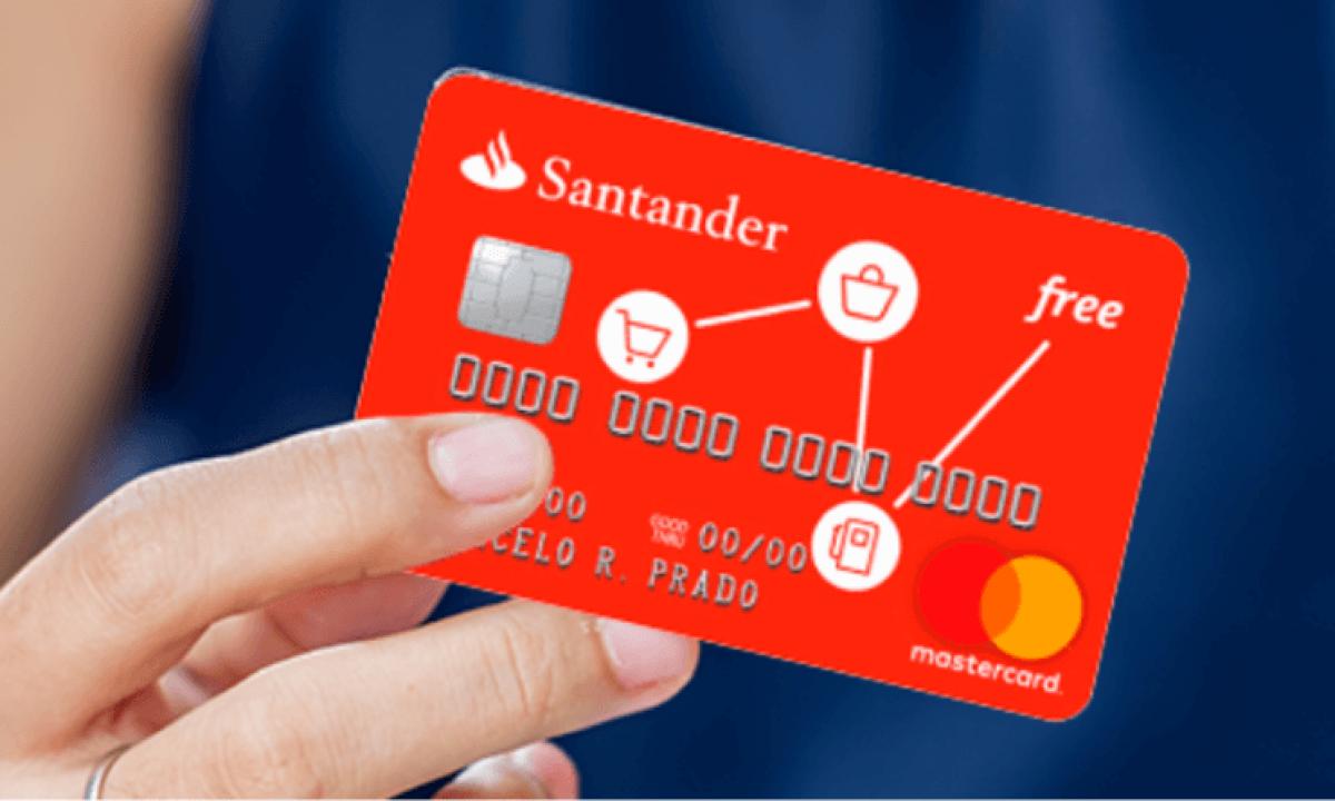 Santander Free: Conheça o excelente cartão de crédito pra quem está com score baixo » FDR - Terra