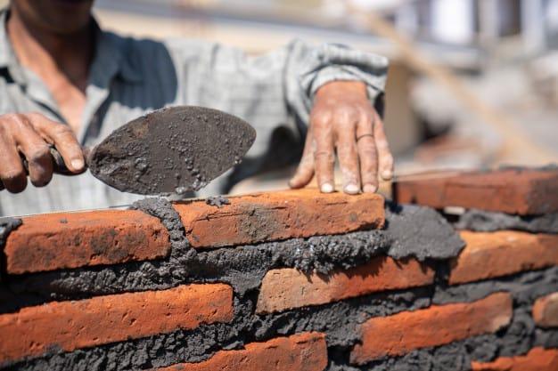 Pandemia eleva consumo de materiais de construção; tijolo subiu 4,67%