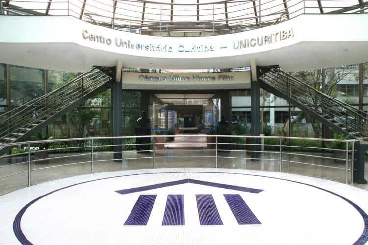 Unicuritiba fará primeiro vestibular presencial da capital do estado no sábado (17)