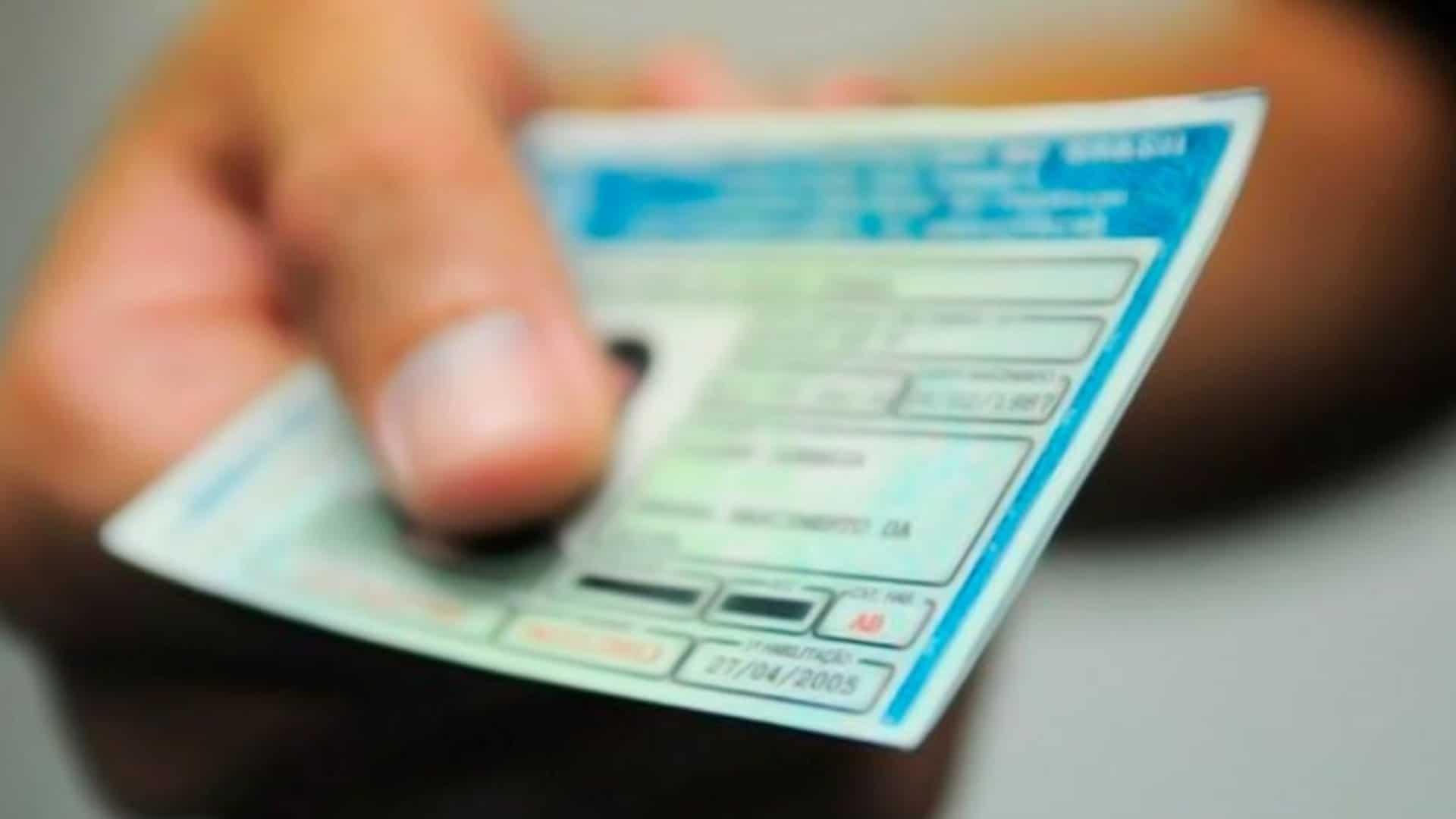 Inscrições para CNH GRATUITA (o 'CNH Cidadã') tem calendário divulgado no DF