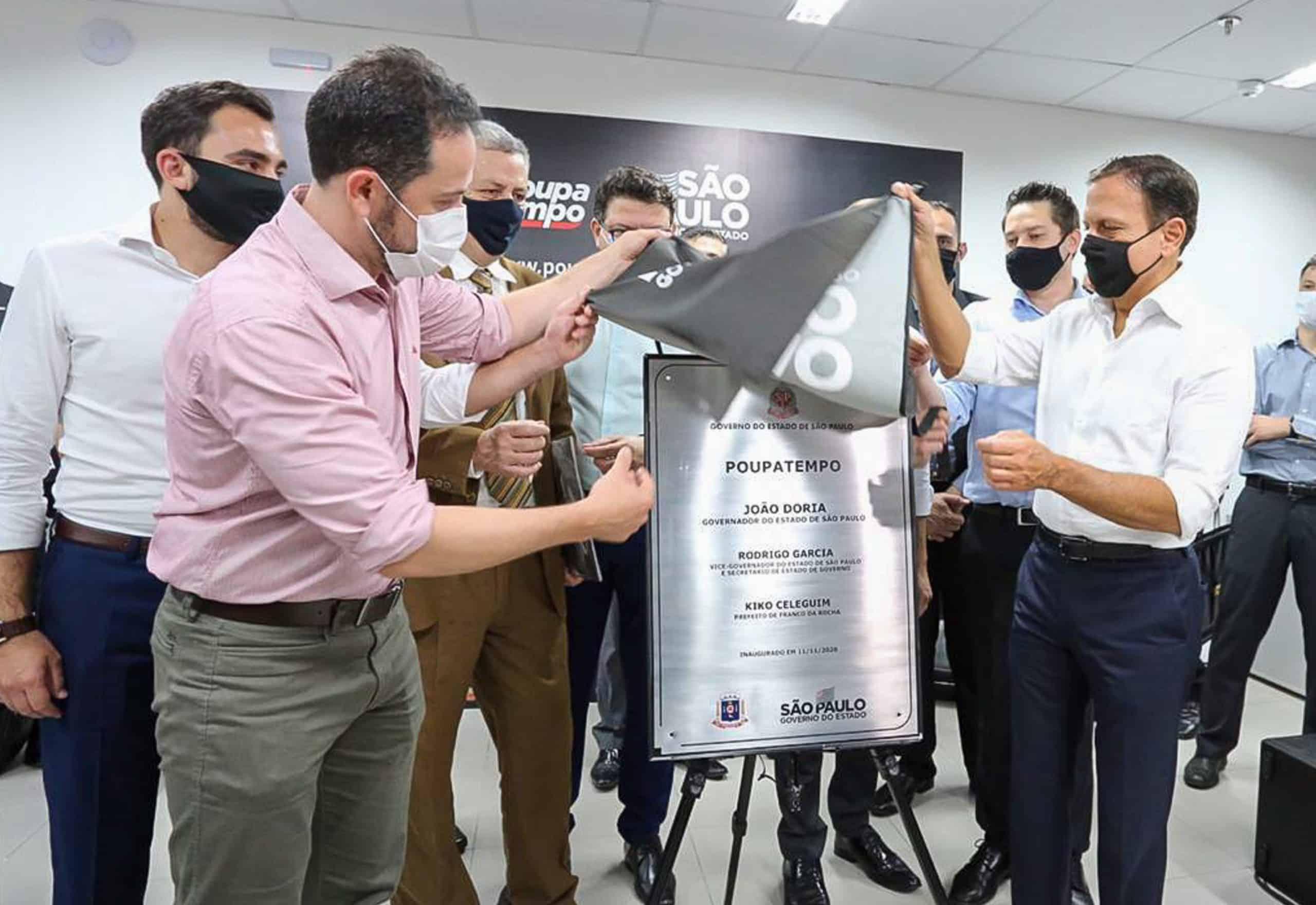 Poupatempo de Franco da Rocha é inaugurado e contará com integração do Detran