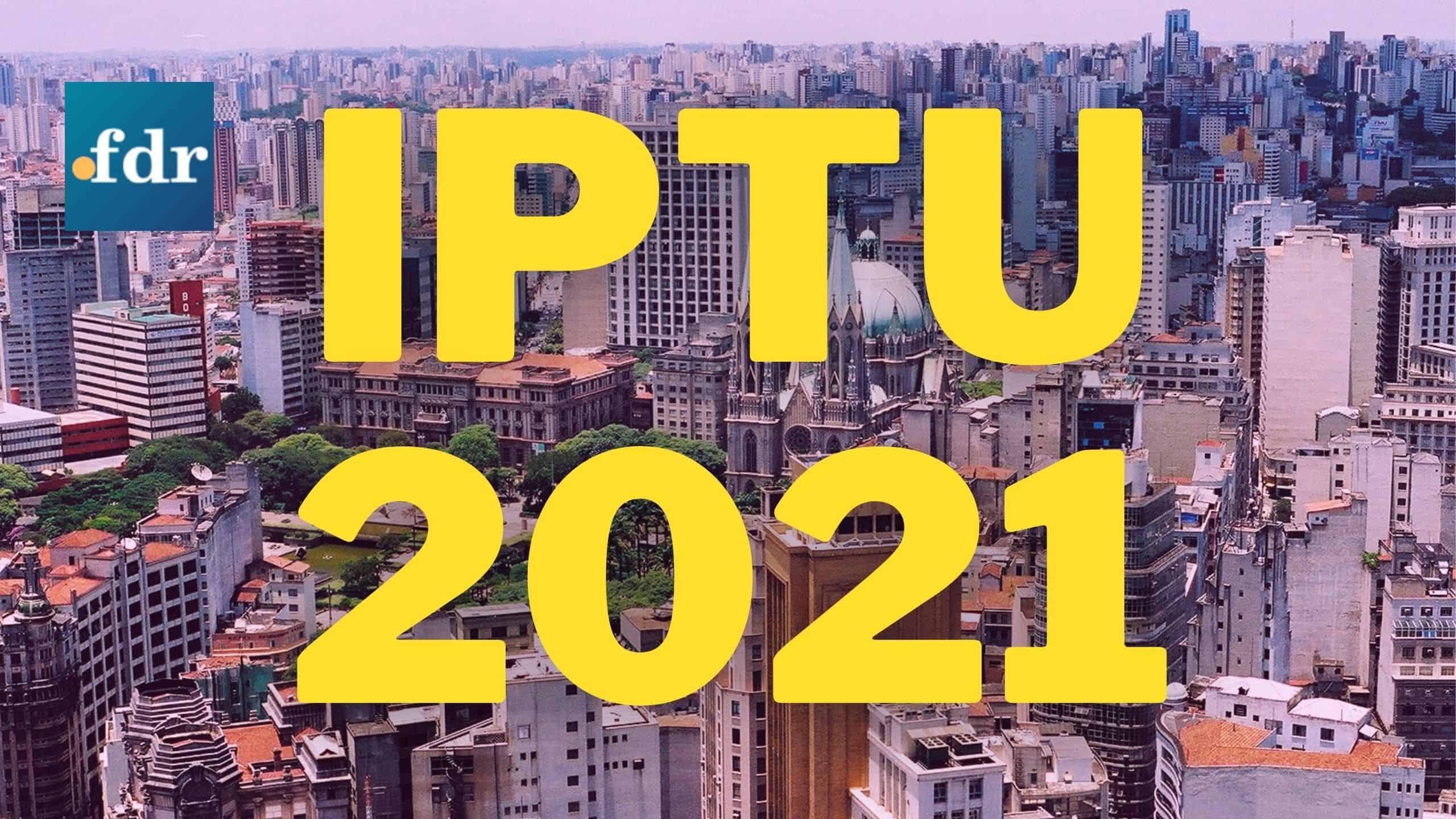 Resultado de imagem para iptu 2021