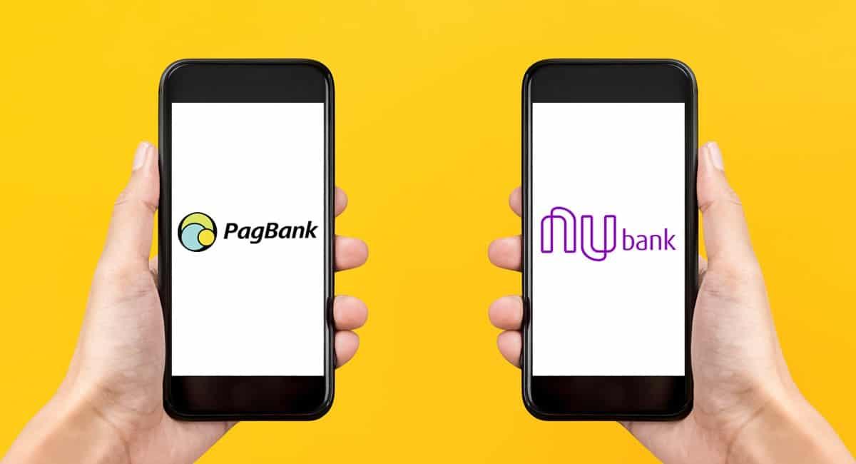 Rendimento no PagBank é maior que na NuConta do Nubank; entenda melhor