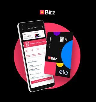 Carteira Digital do Bradesco, o Bitz, Bitz vai creditar R$20 nas contas de usuários que se cadastrarem em novembro