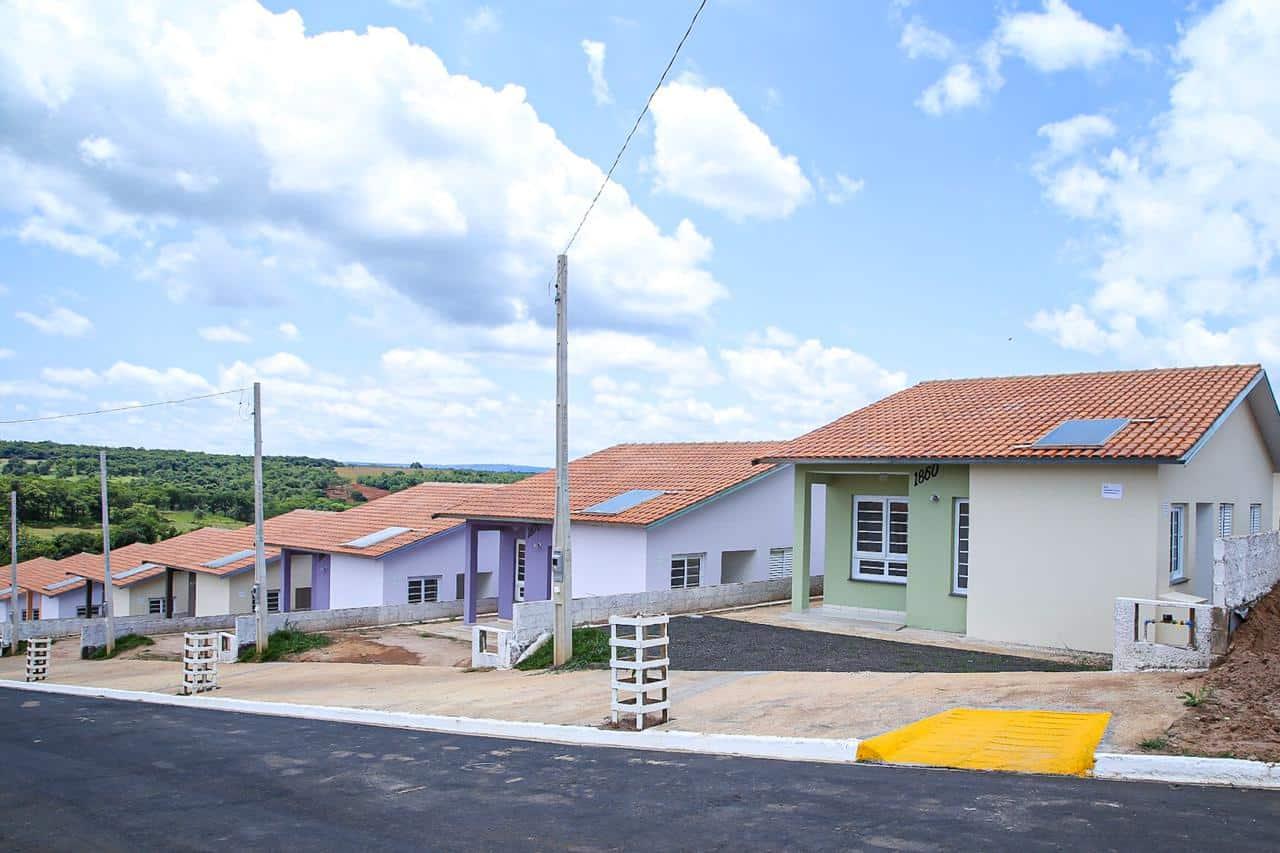 CDHU finaliza obra com 66 casas na região do Vale do Paraíba; saiba quais os contemplados
