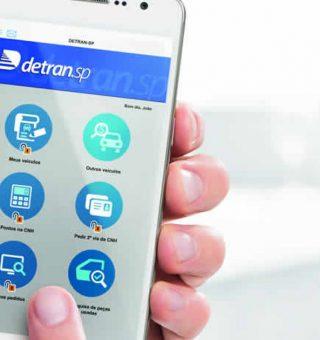 Confira os novos serviços disponibilizados pelo Detran SP através da internet