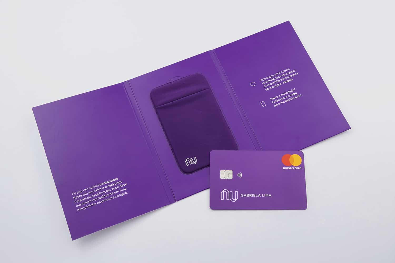 Confira algumas etapas para ter a função de crédito aprovada pelo Nubank