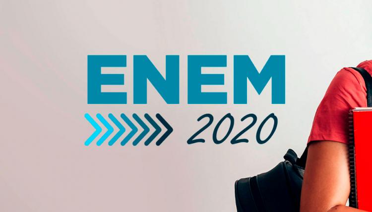 ENEM 2020: Regras e calendário para aplicação do exame em 2021