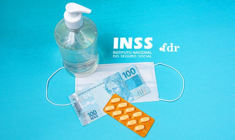 Benefícios do INSS liberados para quem foi infectado por COVID-19