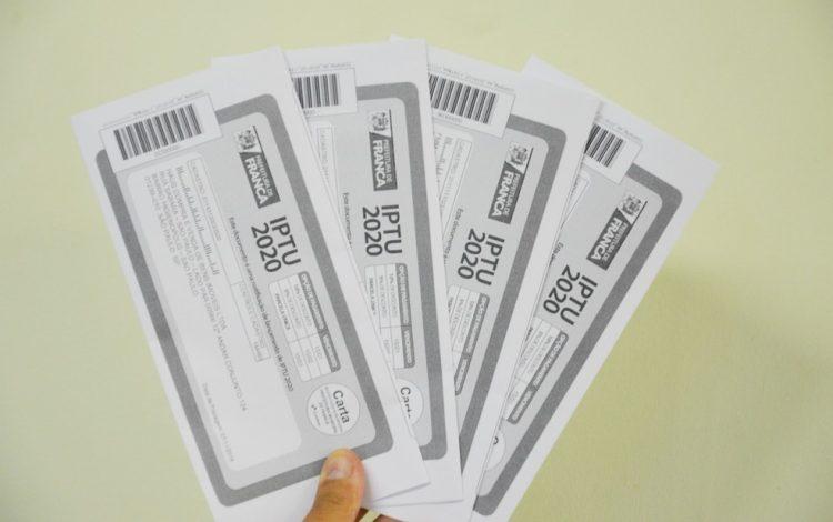 Moradores de Franca-SP pagarão 4,7% a mais no IPTU de 2021