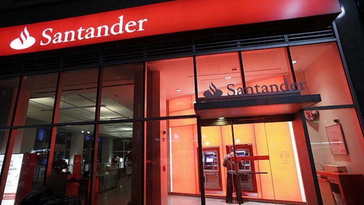 Santander recusa empréstimo financeiro para empresas desta categoria