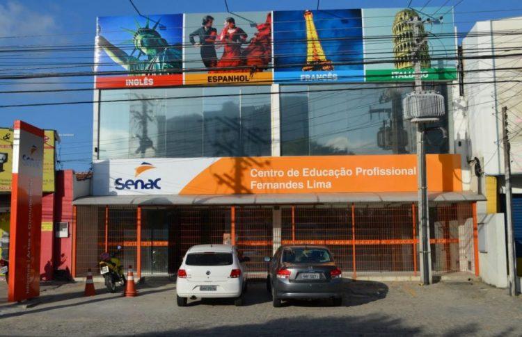Senac e MPT abrem inscrições para cursos gratuitos em Maceió