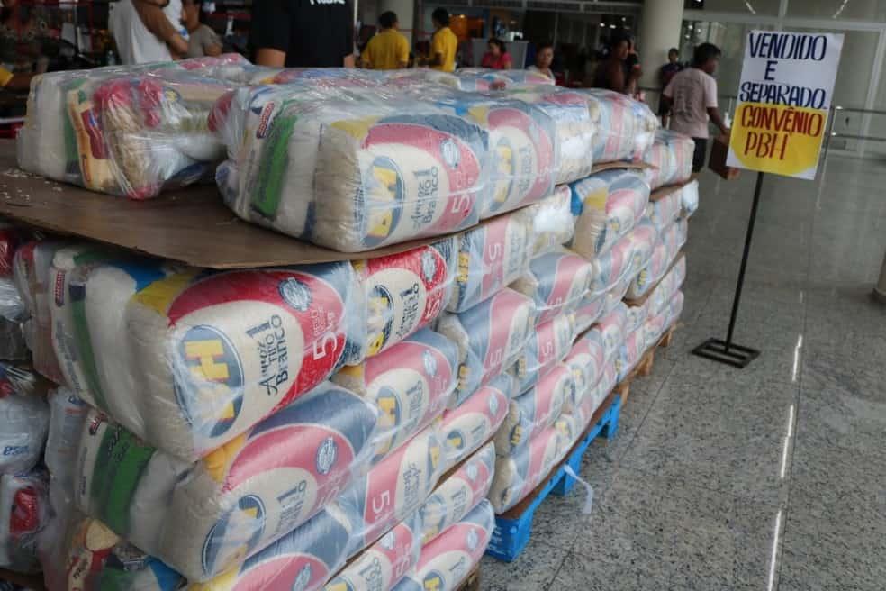 Valor da cesta básica em Belo Horizonte chega a MAIOR valor da história em outubro