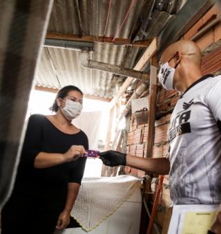 Mães da Favela recebem renda emergencial da CUFA no banco SuperDigital