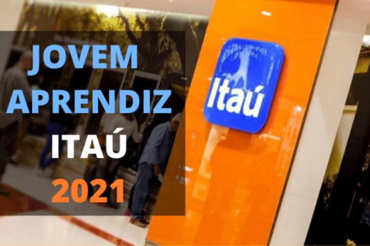 Jovem Aprendiz Itaú abre vagas de emprego para 2021; inscrição online