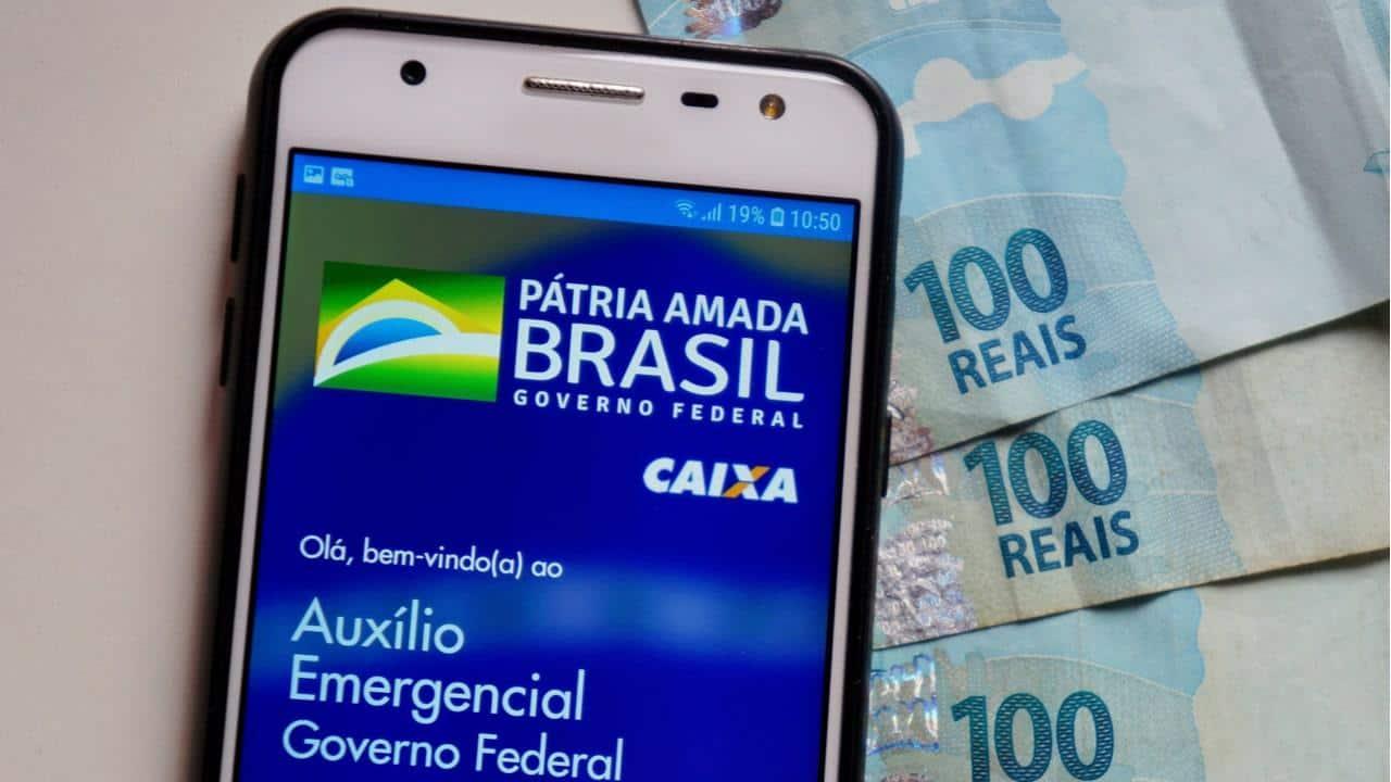 VCaixa TEM estreia calendário do auxílio emergencial 2021 dia 6 de abril