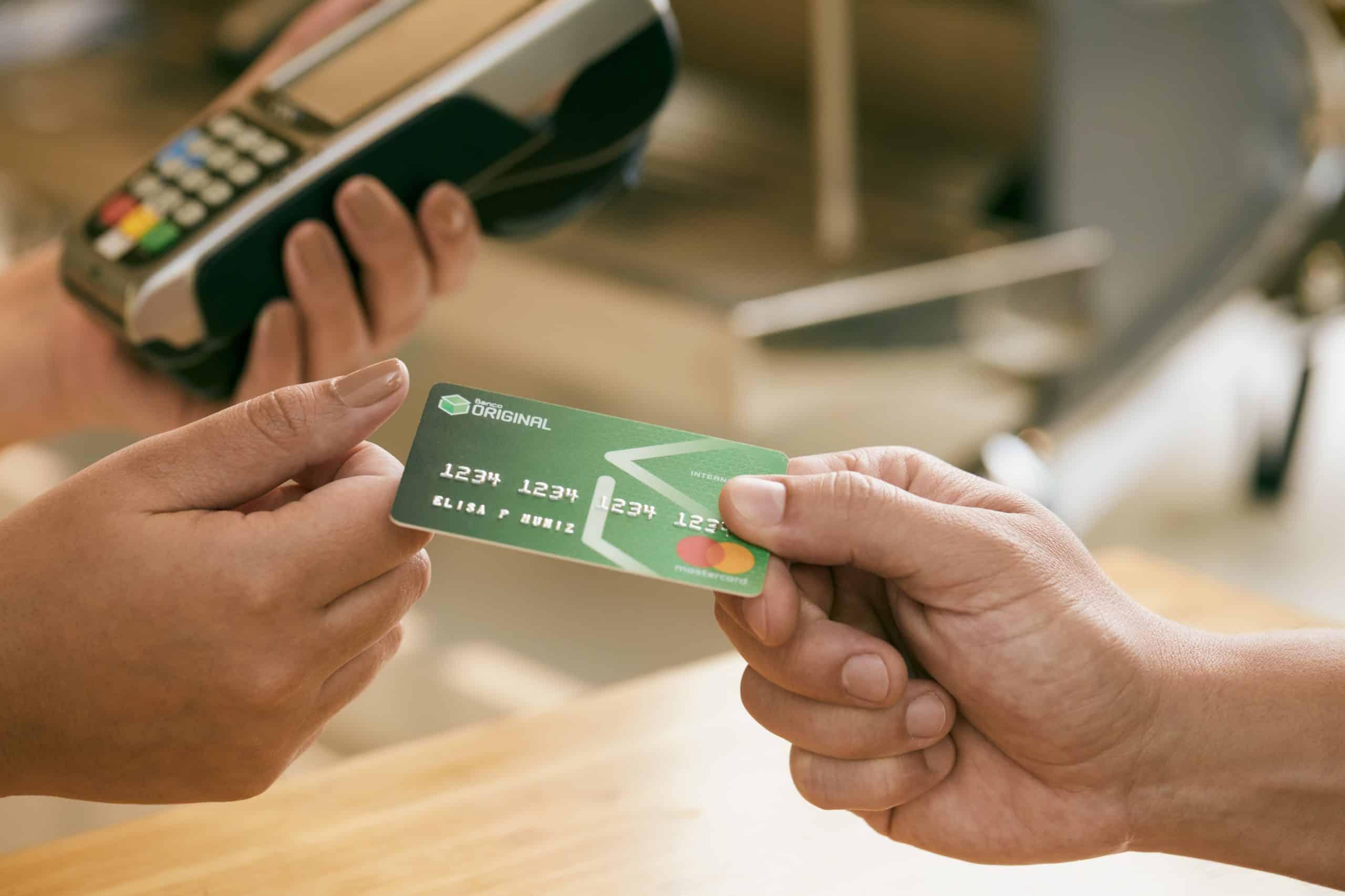 Conheça QUATRO cartões de crédito do Banco Original e escolha o IDEAL para você
