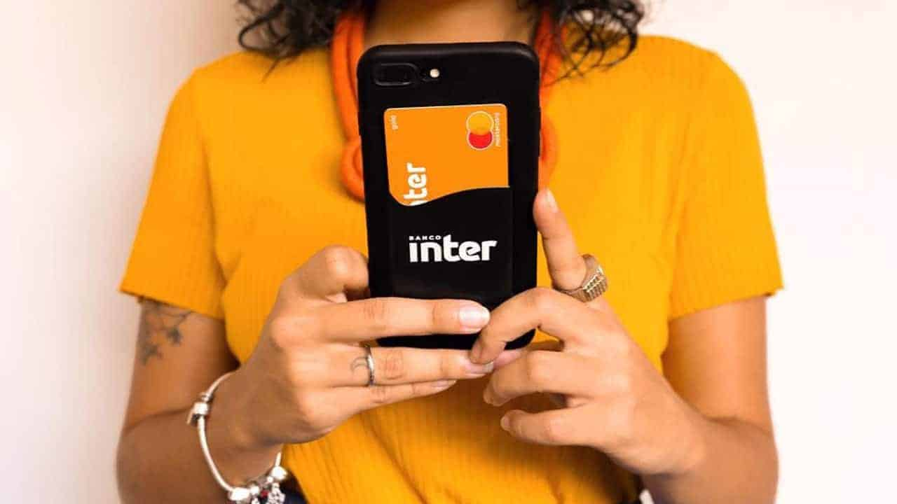 Banco Inter libera pagamento de cartão de crédito usando sistema PIX
