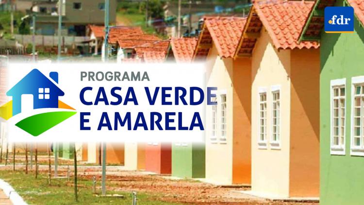 Financiamento no Casa Verde e Amarela lança taxas especiais para ESTE grupo