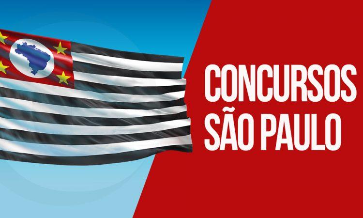 ESTES são os principais concursos 2021 abertos em São Paulo; veja cargos e salários