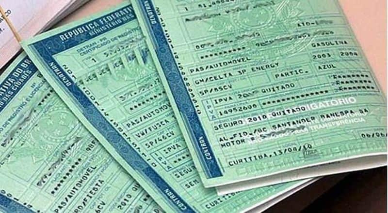 FIM do documento em papel! Veja como acessar licenciamento e CRLV digital