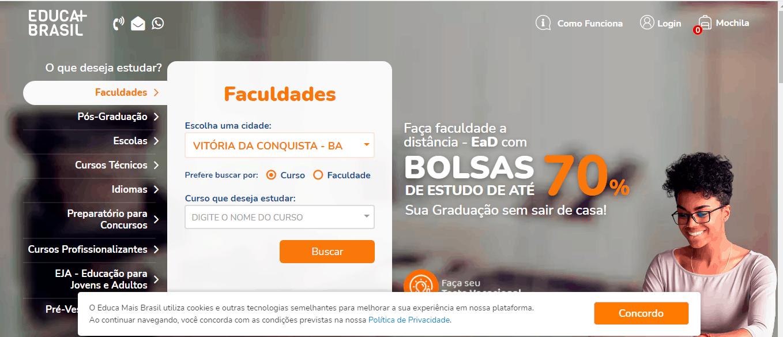 Educa Mais Brasil 2021: Como Funciona e Inscrição (Bolsas de até 70%)