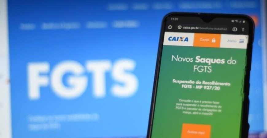 Caixa oferece NOVA chance para sacar FGTS emergencial de R$1.045; veja as regra