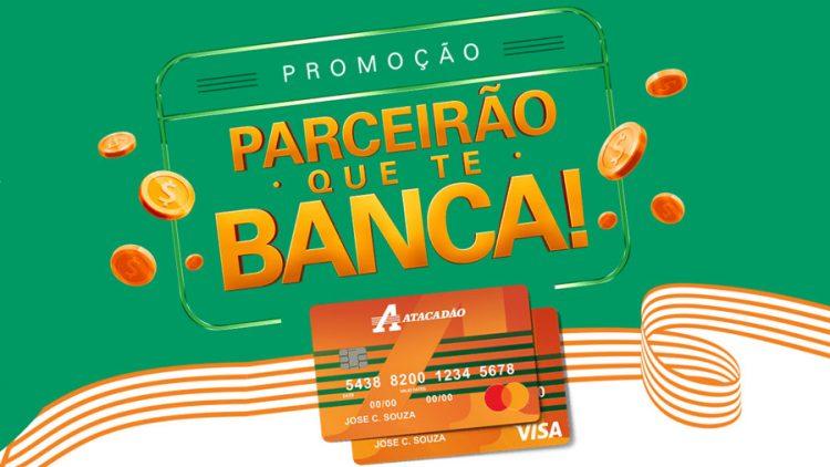 Cartão Atacadão: Promoção paga R$1 milhão em prêmios para quem comprar este mês