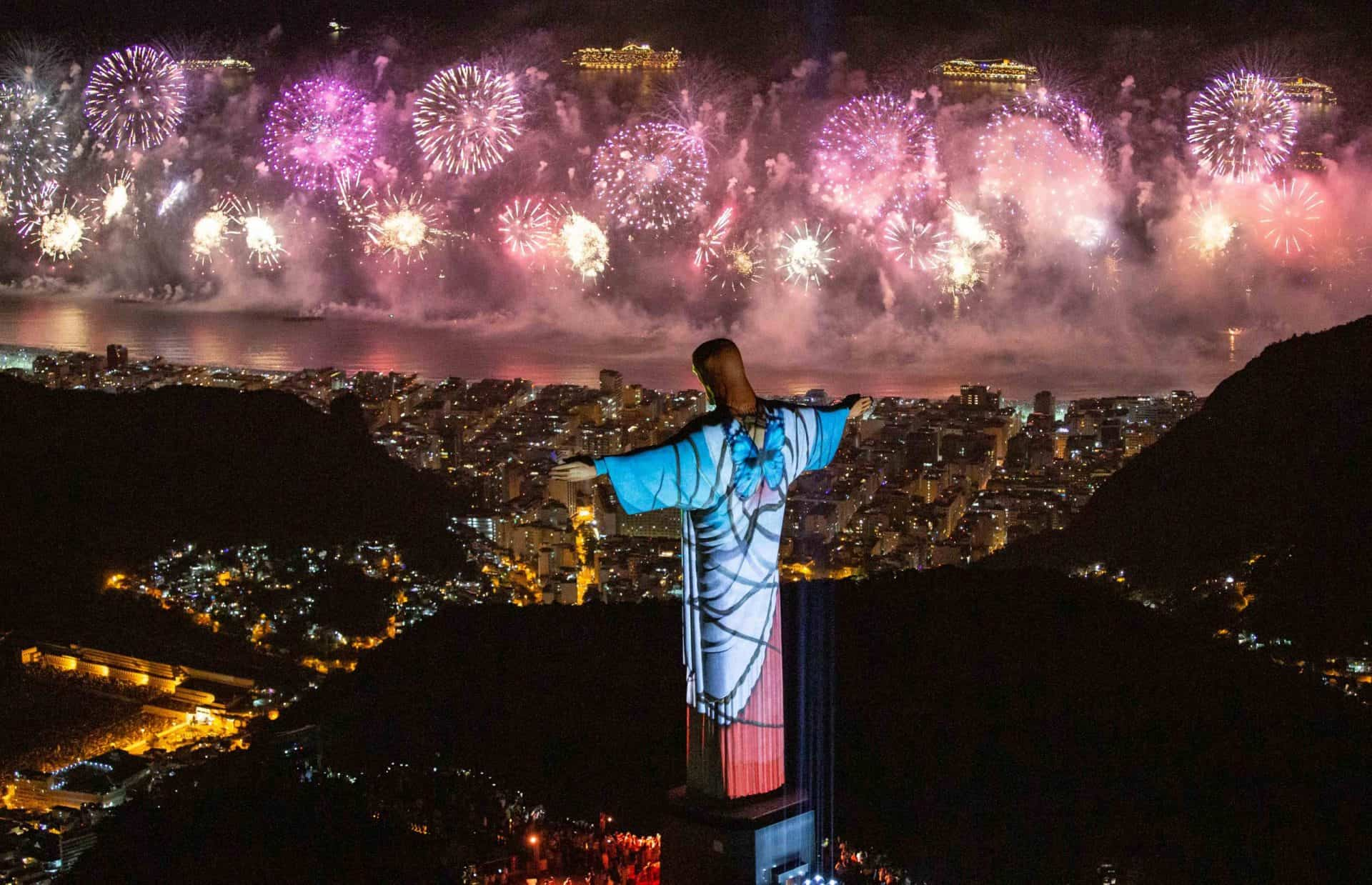 Oficialmente cancelada festa de Réveillon 2021 no Rio de Janeiro