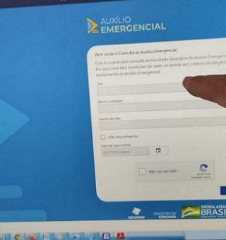 Auxílio emergencial 2021: Dataprev divulga hoje (2) aprovados nesta rodada