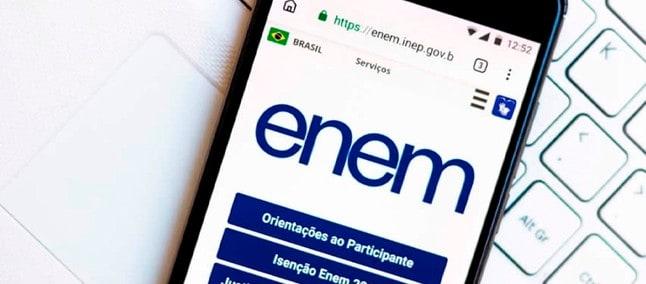 INEP divulga novo horário de abertura dos portões no ENEM 2020 para o domingo (17)