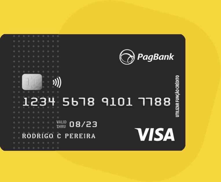 Cartão de Crédito PagBank: Avaliação e como solicitar/fazer o seu!