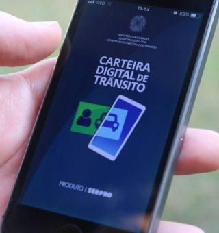 Carteira de Trânsito Digital: Aprenda a baixar app e usar serviços ONLINE