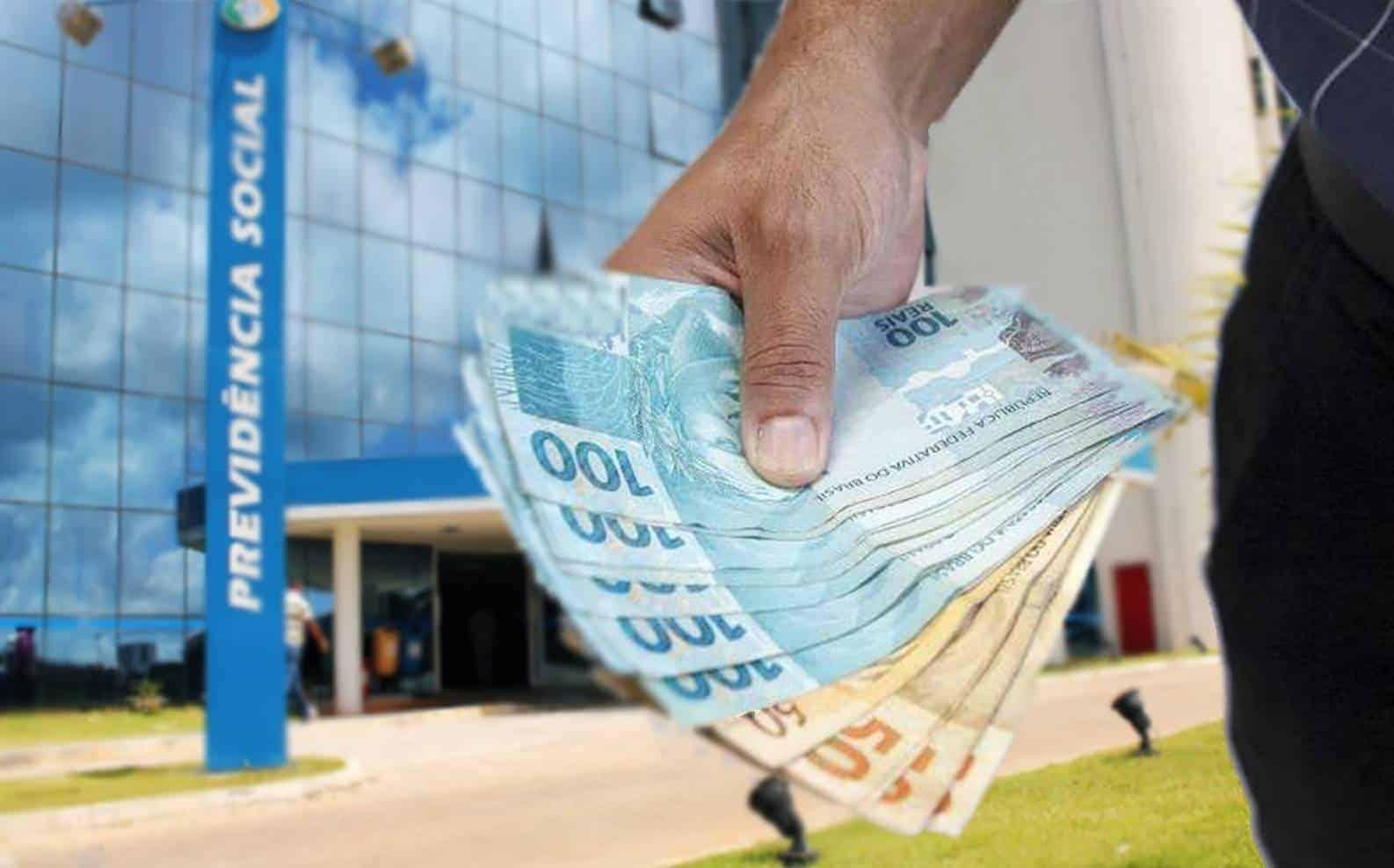 INSS paga pensionistas com valor MAIOR que salário mínimo a partir de hoje (1)