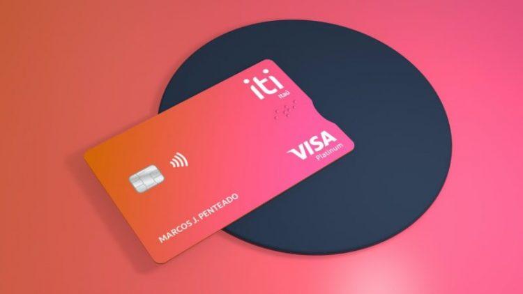 Cartão de Crédito Iti Itaú
