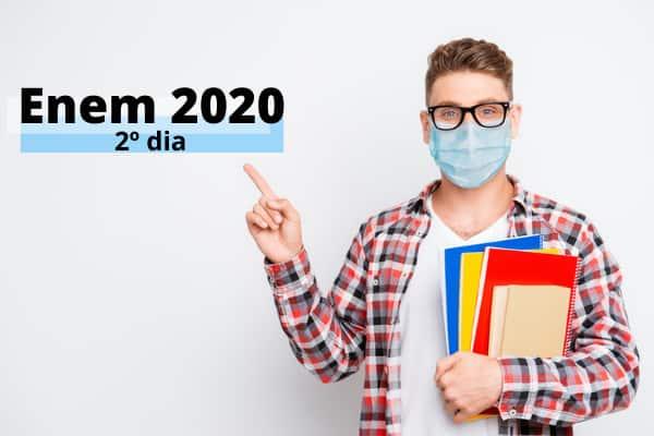 Gabarito ENEM 2020: Respostas extraoficiais podem ser conferidas AQUI!