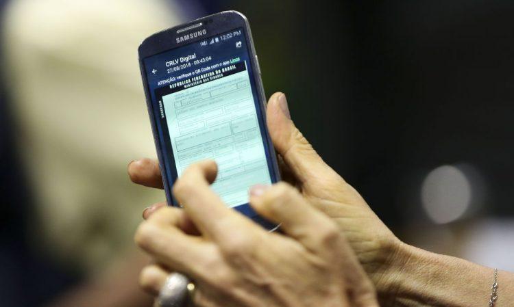 CRLV Digital: Governo do MS divulga número impressionante de adesão