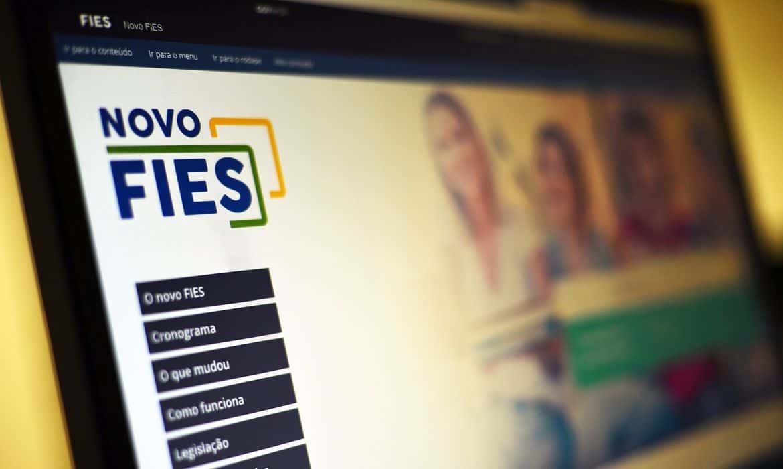 Portal do FIES publica lista dos aprovados na próxima terça-feira (3)