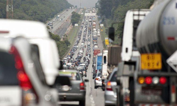 A nova lei de trânsito está em vigor desde 12 de abril deste ano