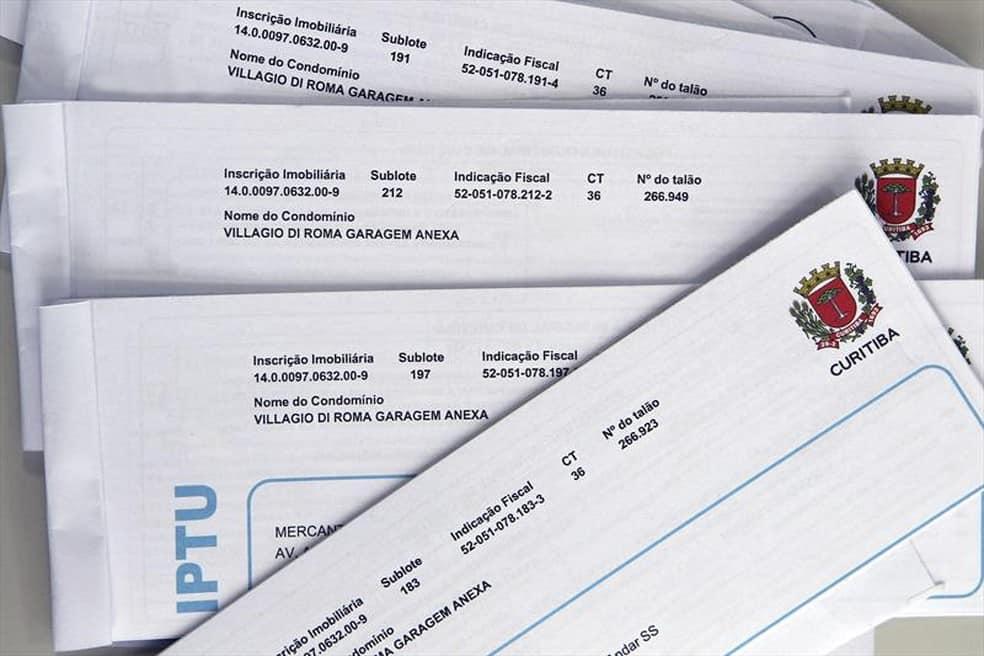 Prefeitura de Curitiba aprova refinanciamento das dívidas do IPTU e ISS 2020