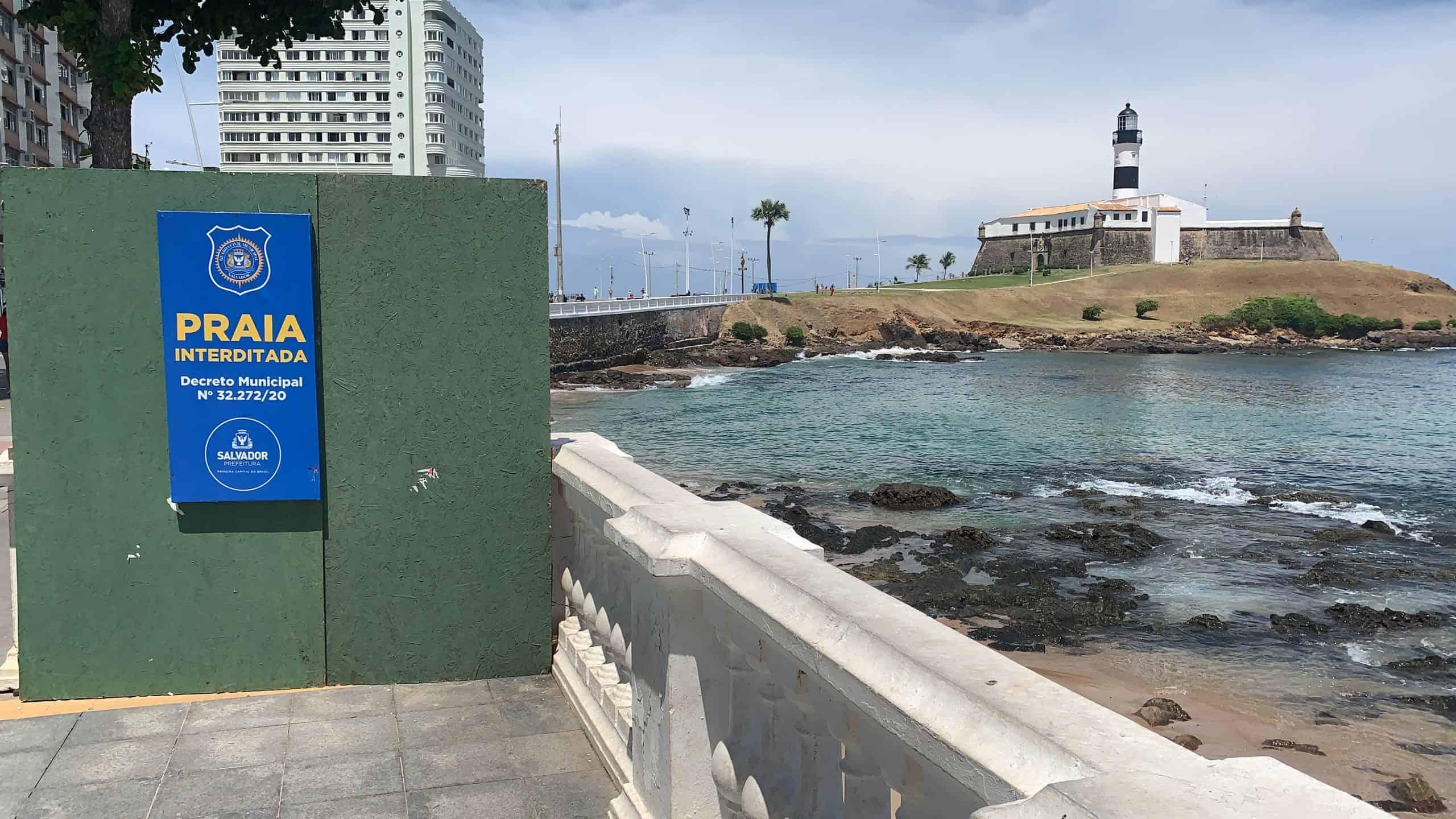Lockdown em Salvador: O que abre e fecha na capital bahiana?
