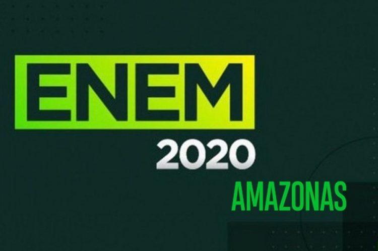 Dia de prova do ENEM 2020 no Amazonas será feriado estadual; veja dias