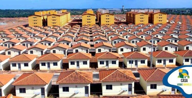 Casa Verde e Amarela está suspenso! Obras são paralisadas pelas construtoras