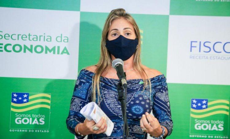 Christiane Schmidt destaca a importância do programa para a população de Goiás