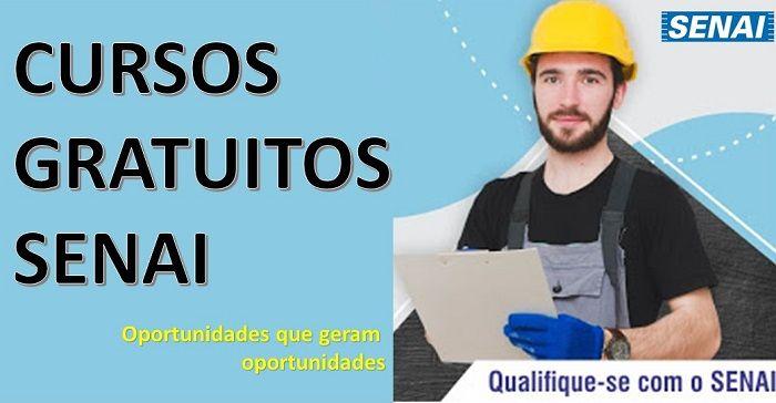 SENAI-SE cria 120 vagas para cursos gratuitos na unidade de Aracaju