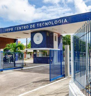 UFPB lança edital para vagas de estágio em Centro Tecnologia